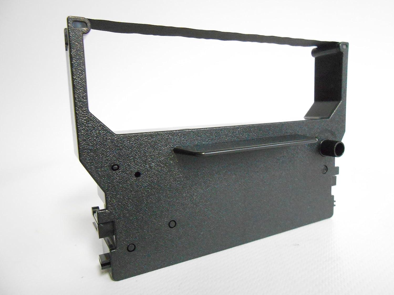 Farbbandfabrik - Cinta de impresora para Samsung ER 350 (hasta modelo 2008), color negro