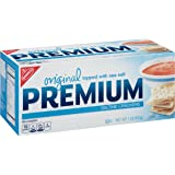 Premium Saltine Crackers, Original, 16 Ounce