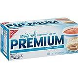 Premium Saltine Crackers, Original, 16 Ounce