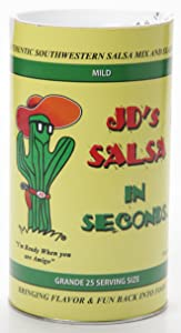 JD's Salsa in Seconds (MILD)