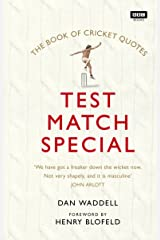 The Test Match Special Book of Cricket Quotes Hardcover