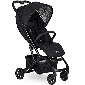 EASY WALKER Silla de Paseo Buggy XS Oxford Black