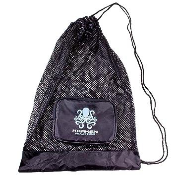 Amazon.com: Kraken Aquatics Bolsa de malla compacta para ...