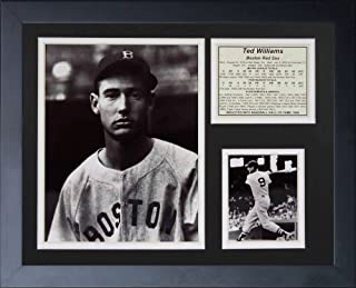 Legends Never Die'Ted Williams Rookie' Framed Photo Collage, 11 x 14-Inch