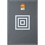 Fiskars 12-83727097J Self Healing Rotary Cutting Mat, 24x36 Inch