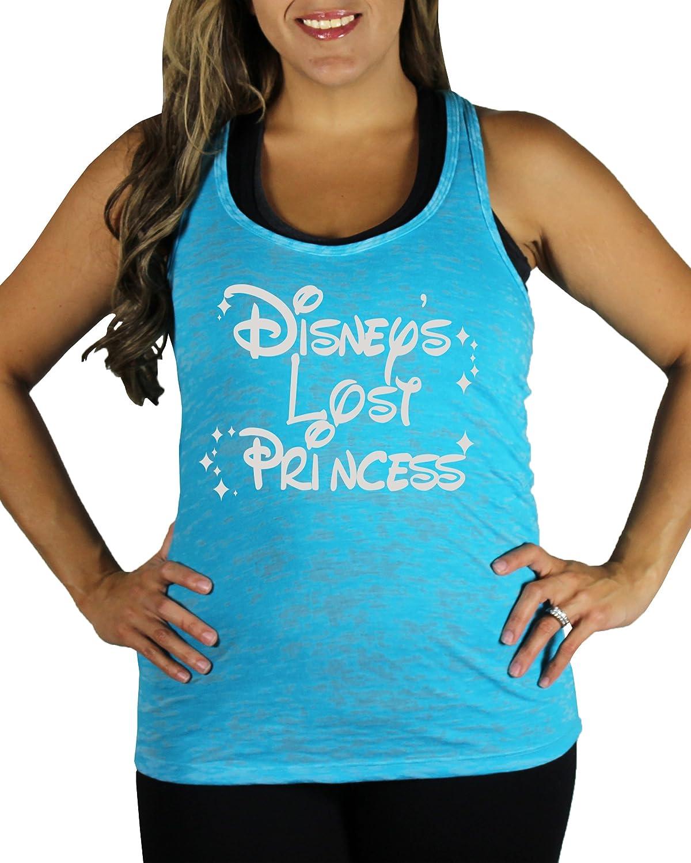 Disney's Lost Princess White Ink Tahiti Burnout