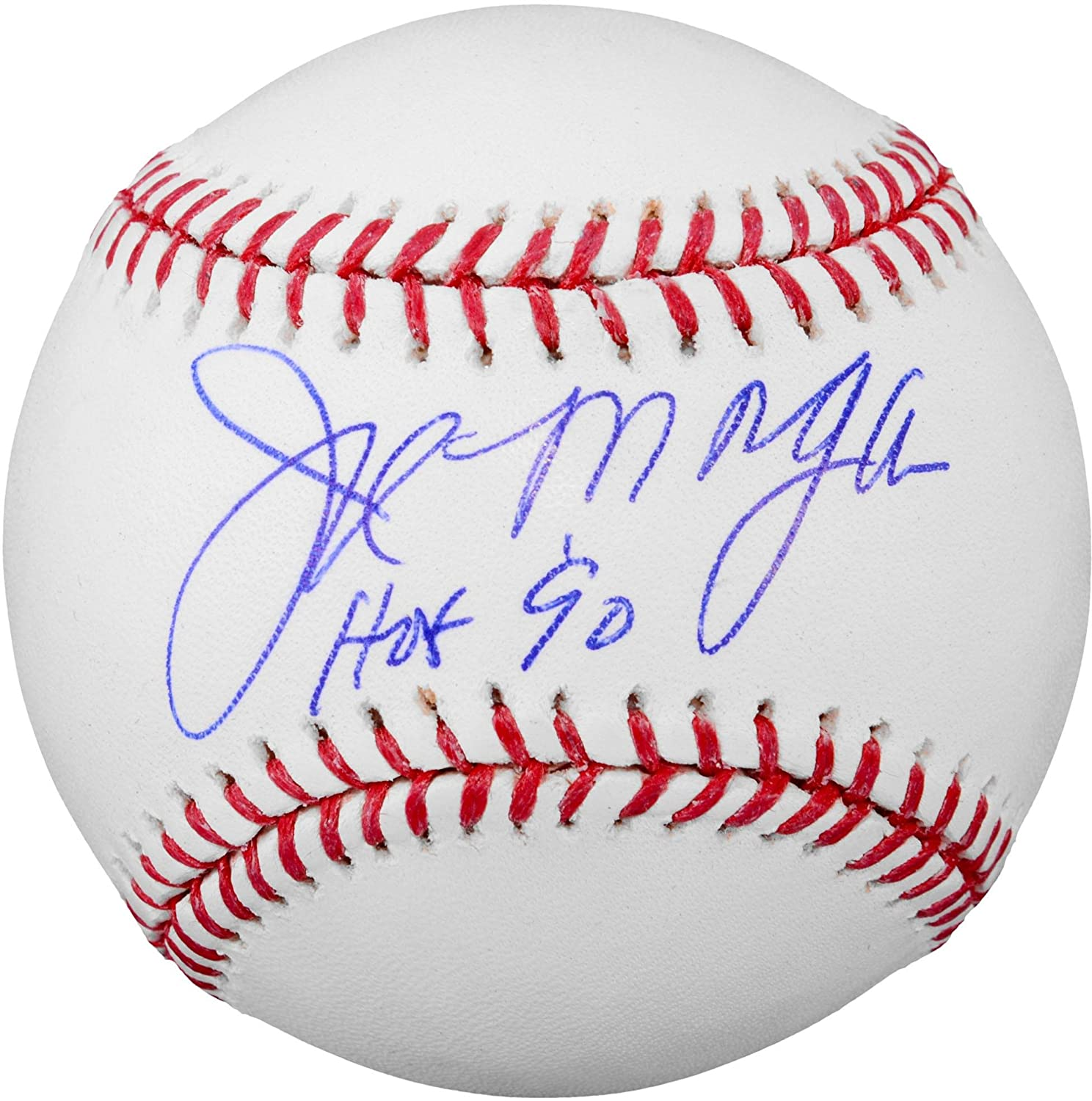 Joe Morgan Cincinnati Reds Autographed Baseball with'HOF 90' Inscription - Fanatics Authentic Certified