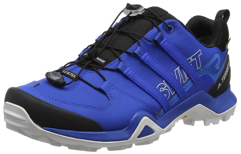 Adidas Terrex Swift R2 GTX, Zapatillas de Cross para Hombre 44 EU Azul (Blue Beauty/Blue Beauty/Bright Blue 0)