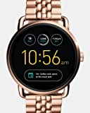 Fossil Q Wander Gen 2 Rose Gold-Tone Stainless Steel Touchscreen Smartwatch FTW2112