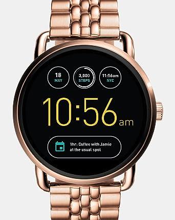 Fossil Q – Randonnée 2ème génération ftw2112, Femme Smart Watch