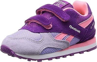 Reebok BD2441, Zapatillas de Trail Running para Niñas, Morado (Aubergine/Peppy Pink/Lavendar/White), 26.5 EU: Amazon.es: Zapatos y complementos