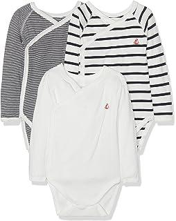 Petit Bateau Body Mixte bébé  Amazon.fr  Vêtements et accessoires f2c8f5ce64f