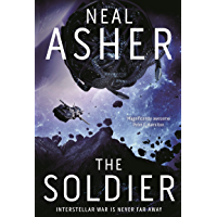 The Soldier (Rise of the Jain Book 1) (English Edition)