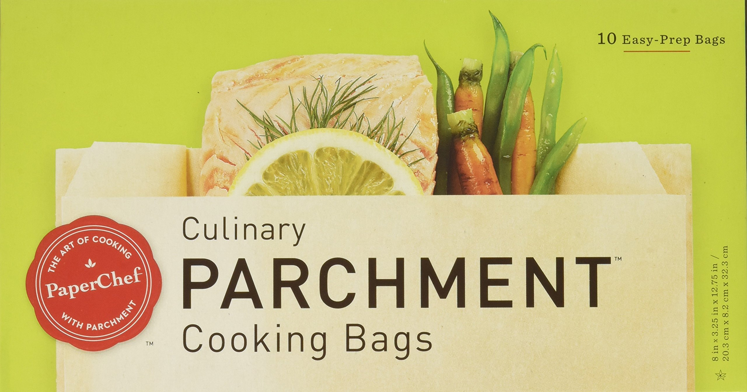Paper Chef Parchment Cooking Bags, 10 Count Box (Pack of 3) by PaperChef