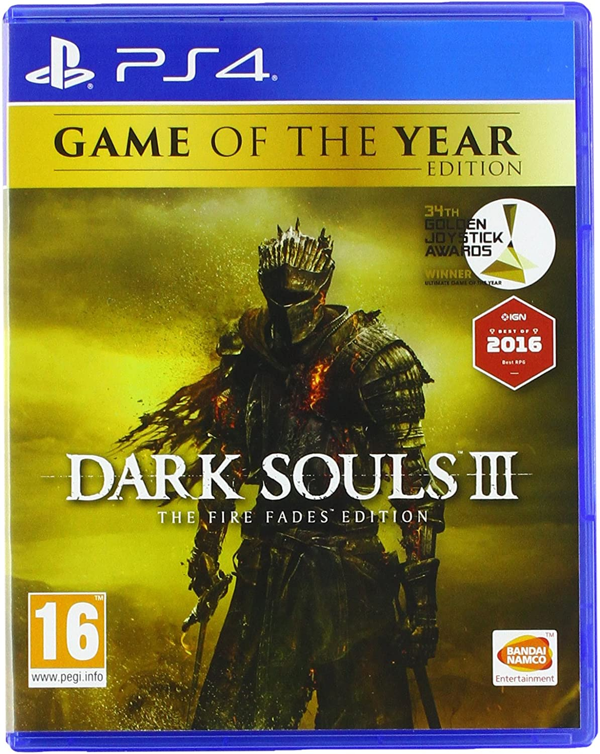 Dark Souls 3 The Fire Fades [Importación Inglesa]: Amazon.es ...