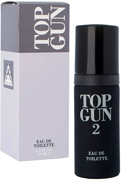 Colonia Top Gun 2 de la marca Milton Lloyd, 50 ml.