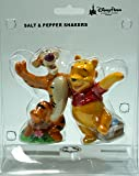 Disney Parks Winnie the Pooh & Tigger Salt / Pepper Shaker - Disney Parks Exclusive & Limited Availability
