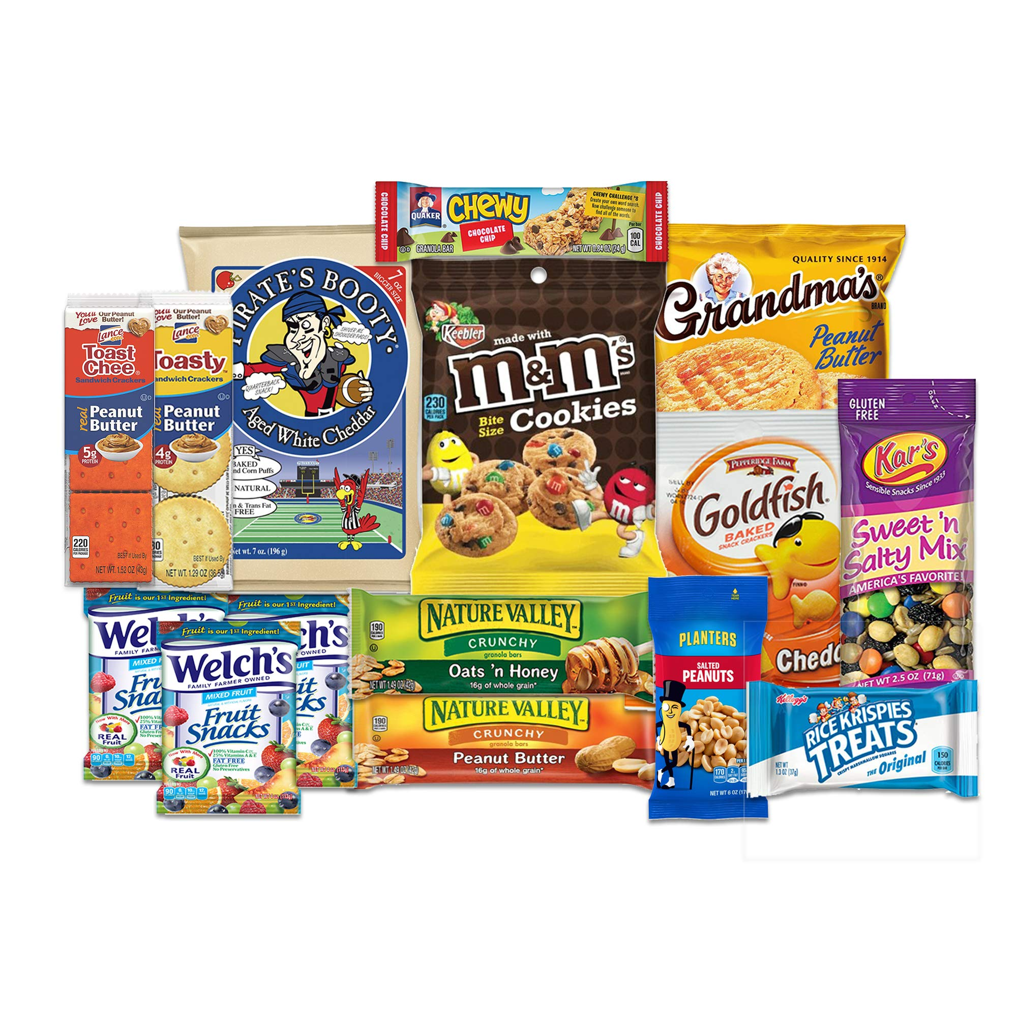 Amazon.com : Good Luck! Message Care Package (12 Count