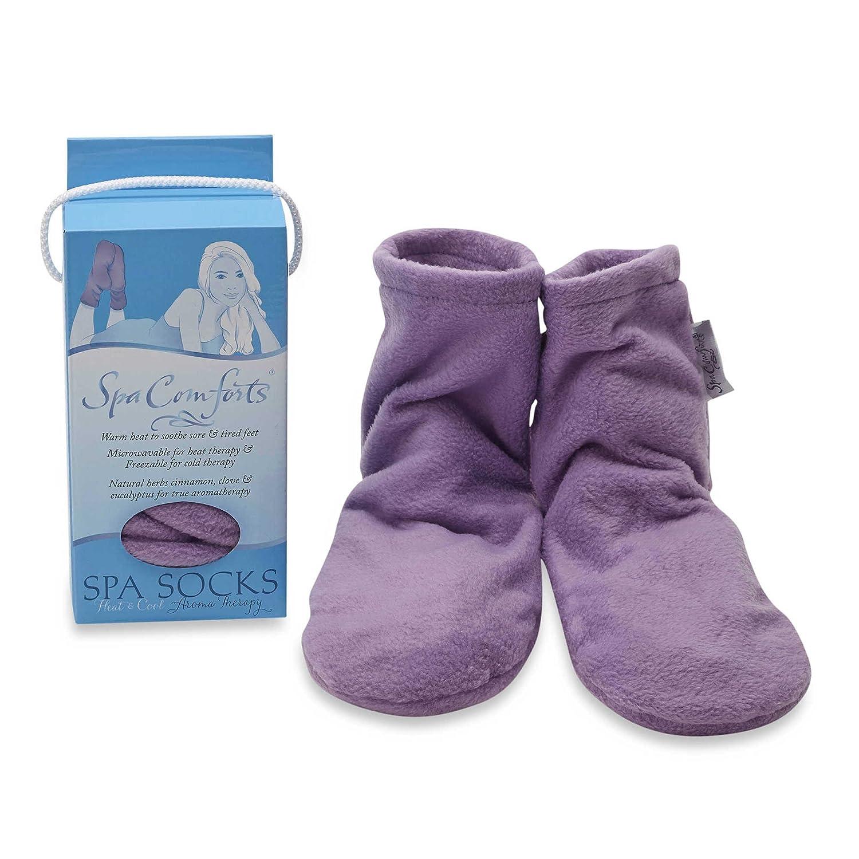 Spa Comforts - Calcetines de aromaterapia para hombre y mujer ...