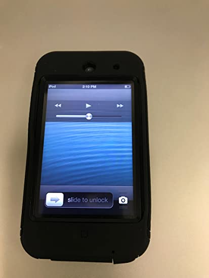Black Apple iPod Touch 4th Generation 8GB A1367 Excellent Gift