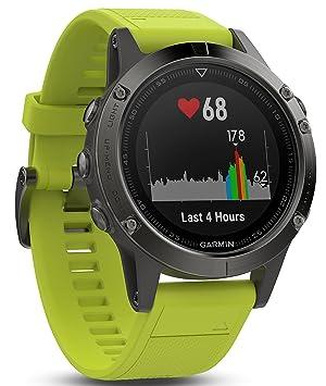 Garmin Fenix 5- Reloj multideporte 0360d6b2e1e4f