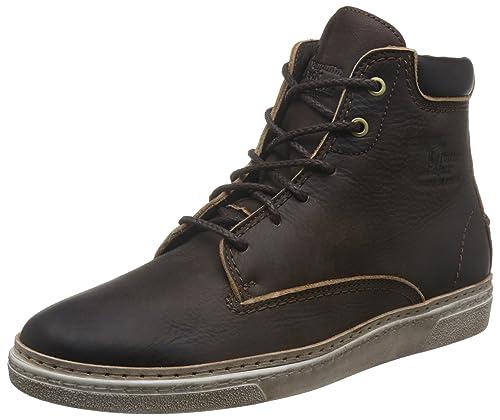BOTIN PANAMA JACK PORTO C5 NOBUCK MARRON: Amazon.es: Zapatos y complementos