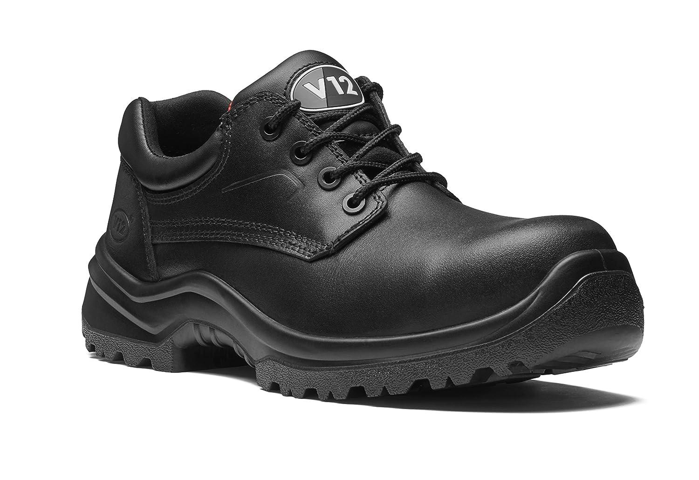 V12 V6411.01 07 Ochsen Schuh STS Größe  07 schwarz (2 Stück)