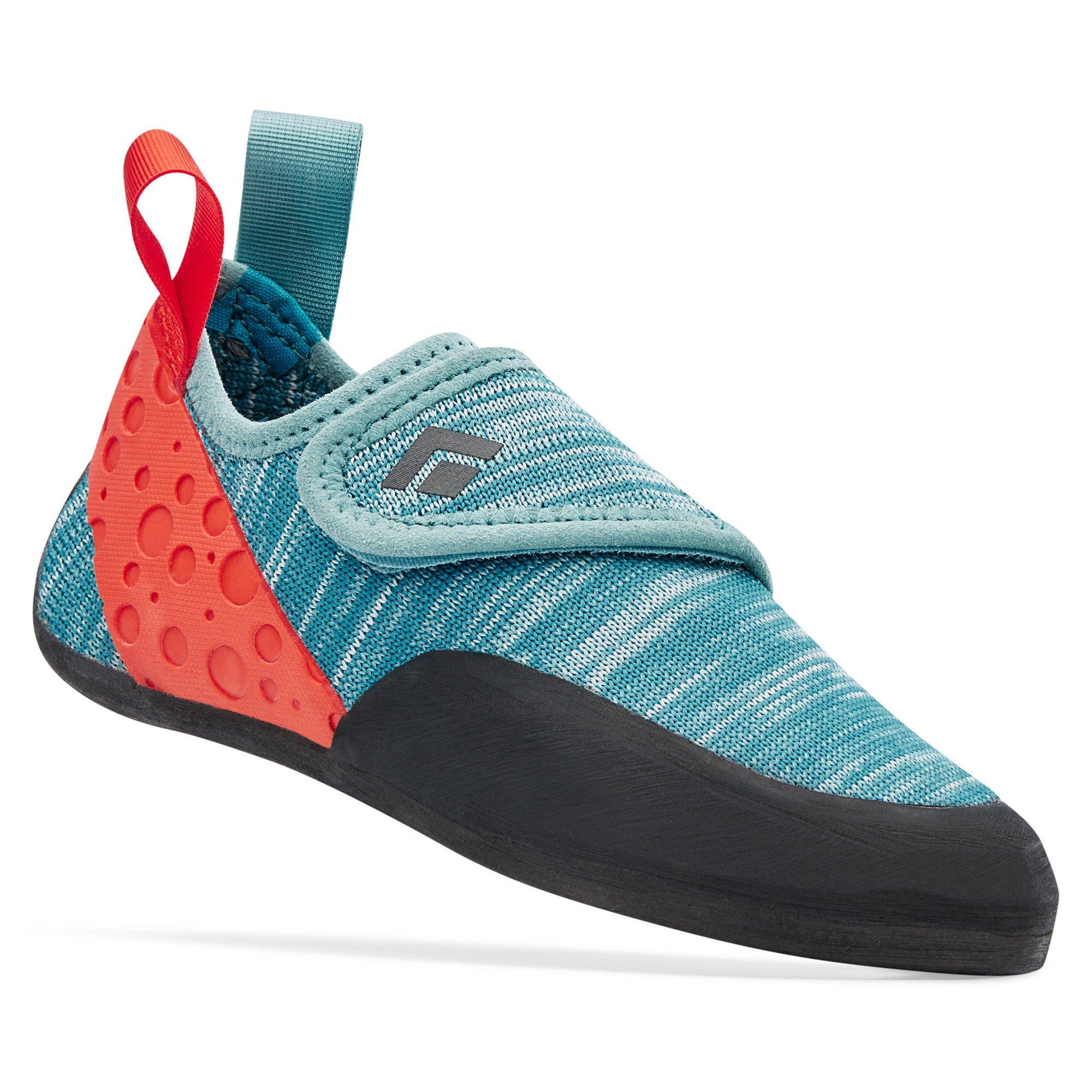 Black Diamond Kids Momentum Climbing Shoes Caspian 570151Cspn Blue 4