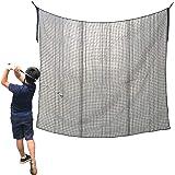 ゴルフネット用 サポートネット 200cm×180cm 消音メッシュ ゴルフ 的 ターゲット