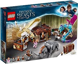 LEGO FANTASTIC BEASTS Newt's Case of Magical Creatures 75952