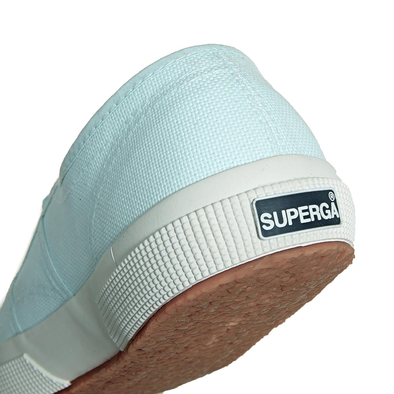 Superga Women's 2750 Cotu Sneaker B077PVJXJX / 9.5 B(M) US Women / B077PVJXJX 8 D(M) US|Azure 44c2dd
