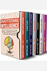 Emotional Intelligence: A Collection of 7 Books in 1 - Emotional Intelligence, Social Anxiety, Dating for Introverts, Public Speaking, Confidence, How to Talk to Anyone, and Social Skills Kindle Edition
