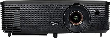 Opinión sobre Optoma DS348 - Proyector 3000 lúmenes ANSI, DLP SVGA (800x600), 705,6-7731,8 mm (27.8-304.4
