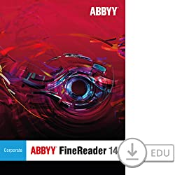 ABBYY FineReader 14 Corporate for PC- for Education [Download]