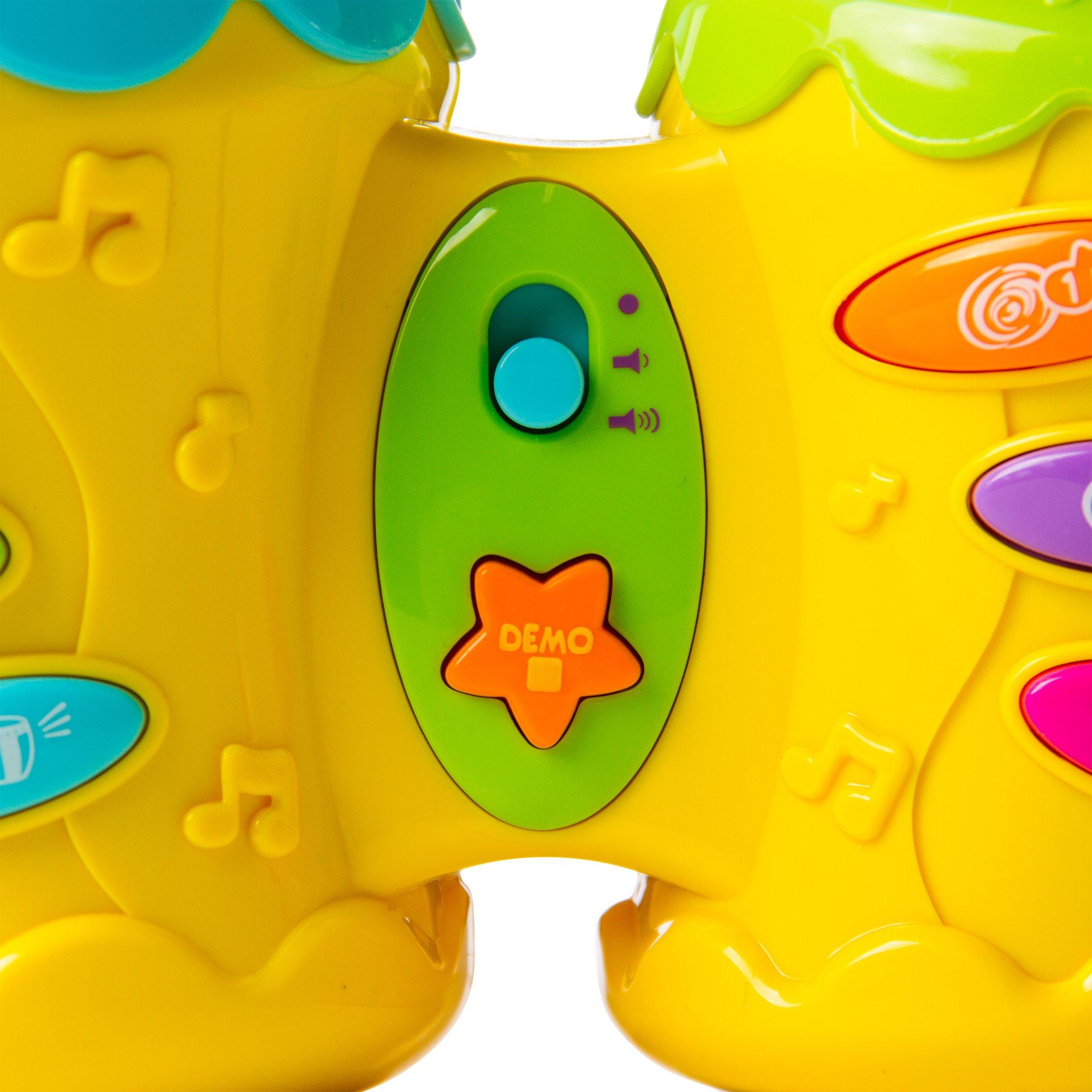 Fat Brain Toys Beat Bop Baby Bongo
