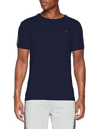 48013b498c43 Tommy Hilfiger Men s Rn Tee Ss T-shirt  Amazon.co.uk  Clothing