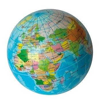 HCM Kinzel Pelota blanda de la Tierra (grande): Amazon.es: Electrónica