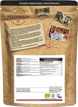 Sevenhills Wholefoods Ashwagandha En Polvo Orgánico 250g