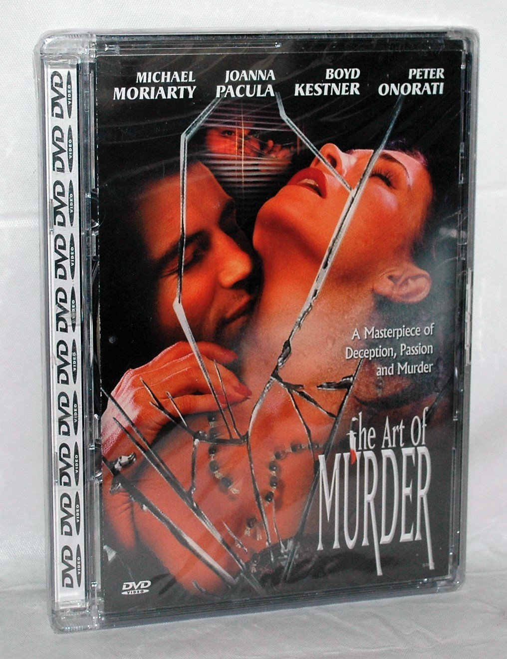 Amazon Art Of Murder Michael Moriarty Joanna Pacula Boyd