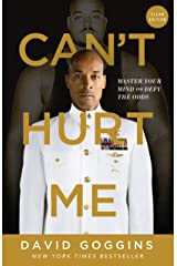Can't Hurt Me by David Goggins for Personal Transformation Book Paperback