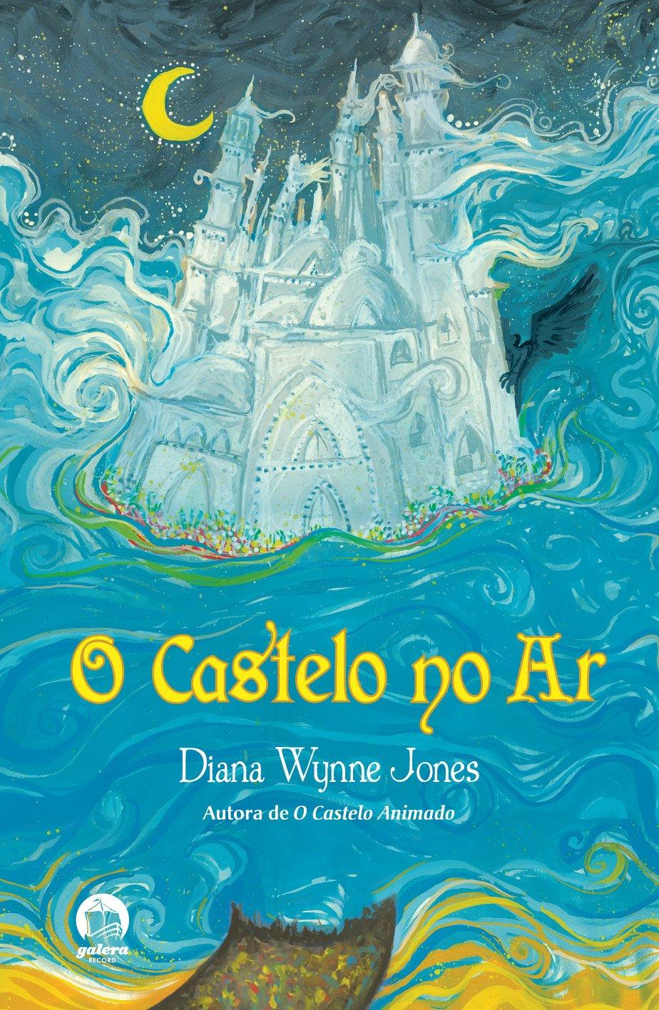 Resultado de imagem para o castelo no ar diana wynne jones
