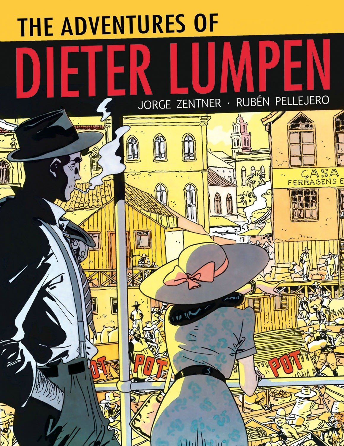 The Adventures of Dieter Lumpen by Idea Design Works Llc