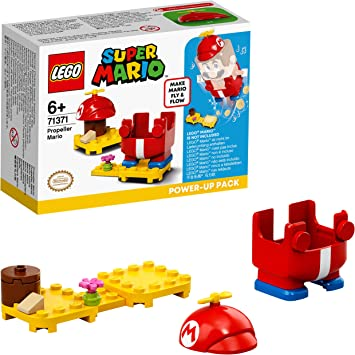 LEGO Super Mario Helicóptero Pack Potenciador, Set de Expansión ...