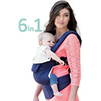 Lillebaby The Complete Embossed Six-Position Ergonomic Baby & Child Carrier