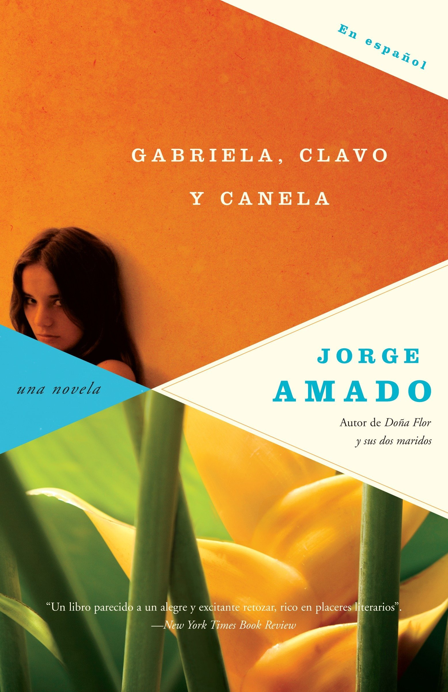 Amazon.com: Gabriela, clavo y canela (Spanish Edition) (9780307279569):  Jorge Amado: Books