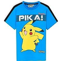 Pokemon Camiseta Manga Corta Niño, Camisetas Niño De Pikachu, Camisetas De Algodón para Niños, Regalo Cumpleaños para…