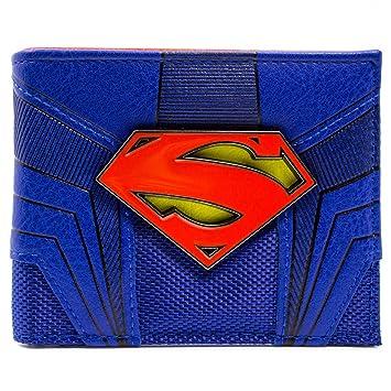 Herren-accessoires Superman Abybag191 Dc Comics Suit Effect Wallet Kleidung & Accessoires