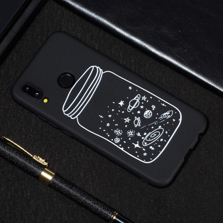 Audio et vidéo portable CUAgain Coque Compatible avec Huawei P20 ...