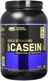 Optimum Nutrition Gold Standard 100% Caseina, Cookies & Cream - 896 g