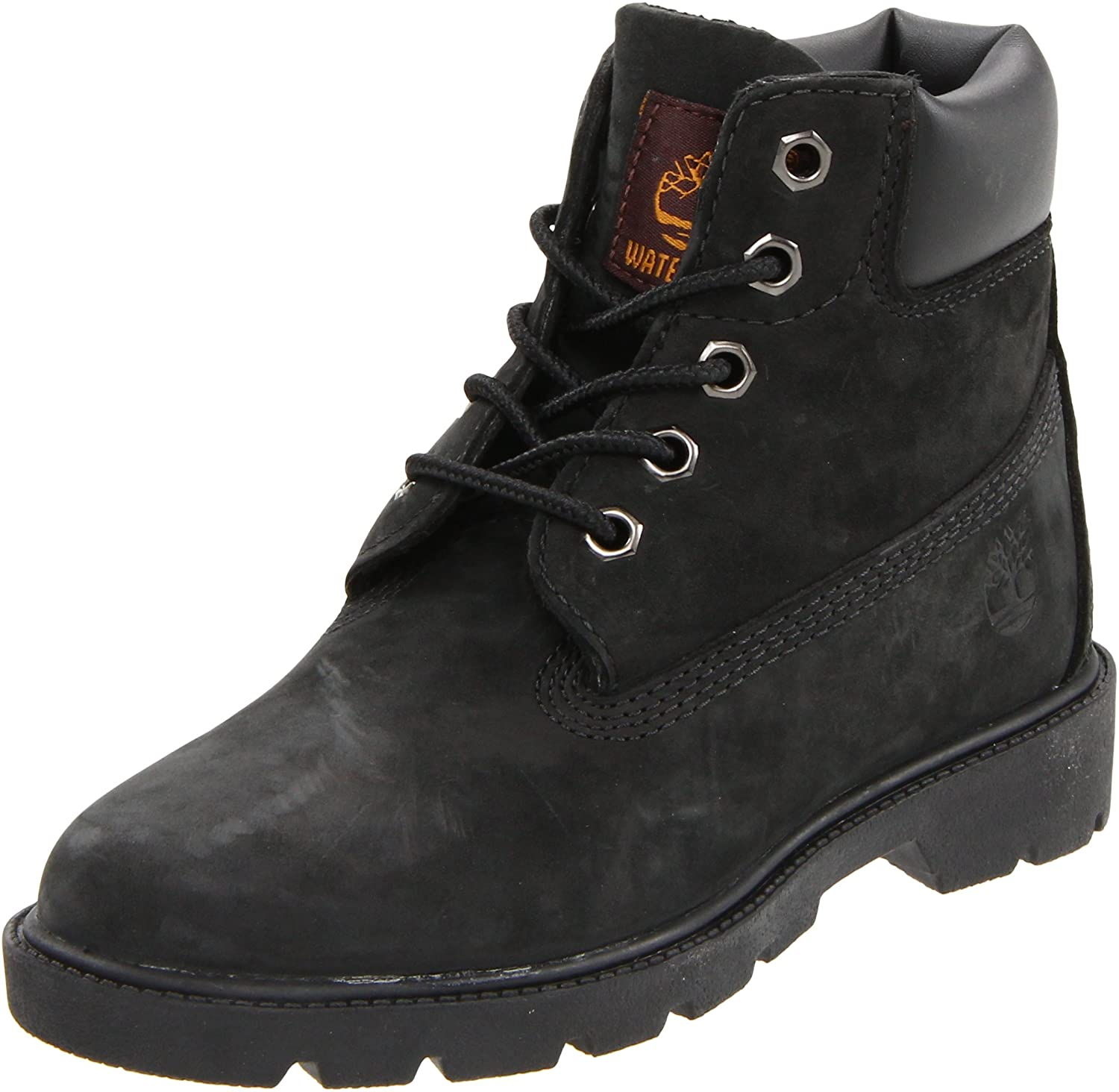10 W US Toddler ,Black Timberland 6 Inch Boot Toddler//Little Kid//Big Kid